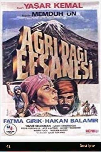 Poster of Agri dagi efsanesi