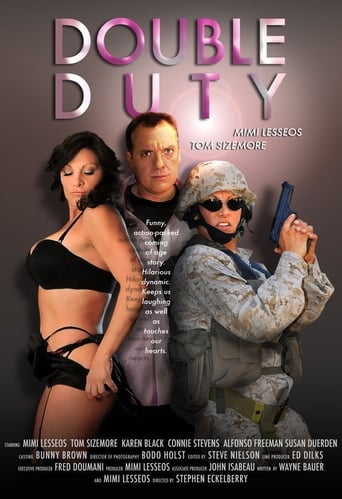 Poster of Double Duty