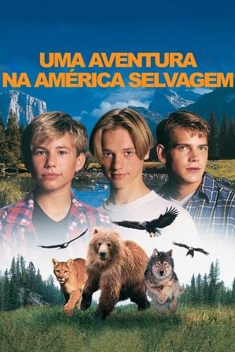 Uma Aventura na América Selvagem - Poster