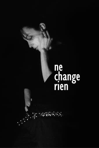 Poster of Change Nothing