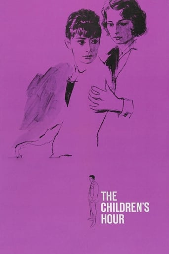 Poster of The Children's Hour