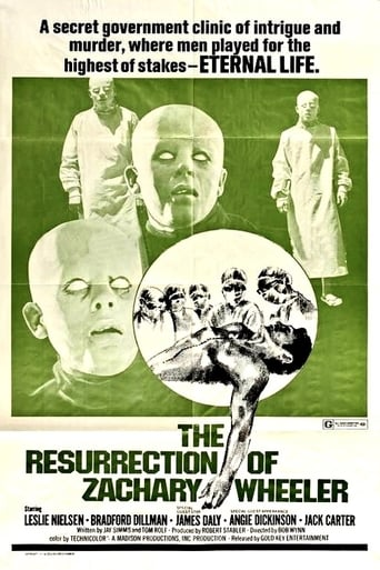 Poster of The Resurrection of Zachary Wheeler