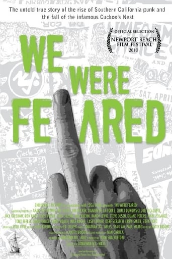 Poster of We Were Feared
