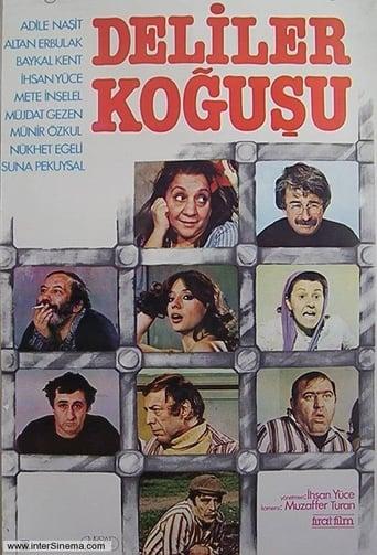 Poster of Deliler Koğuşu