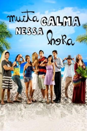 Muita Calma Nessa Hora - Poster