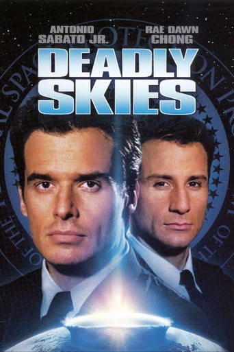 Poster of Deadly Skies