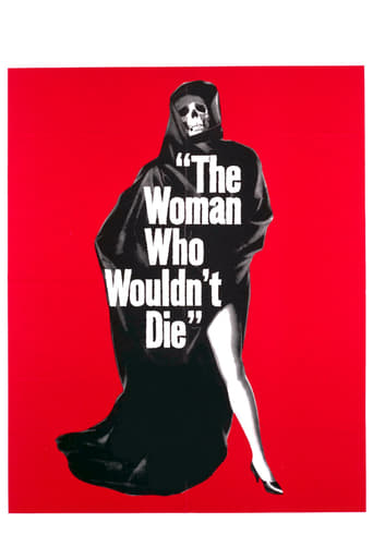 Poster of The Woman Who Wouldn't Die