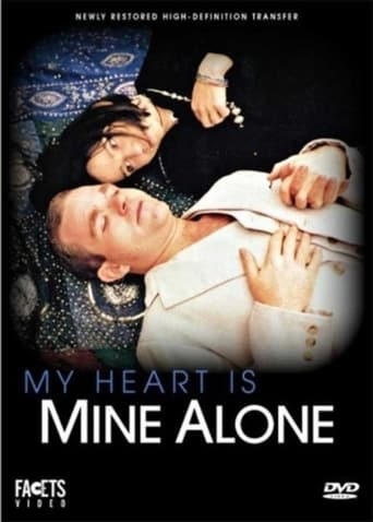 Poster of My Heart Is Mine Alone