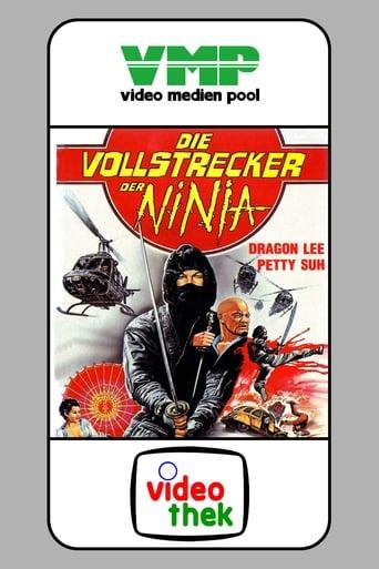 Poster of Secret Ninja, Roaring Tiger