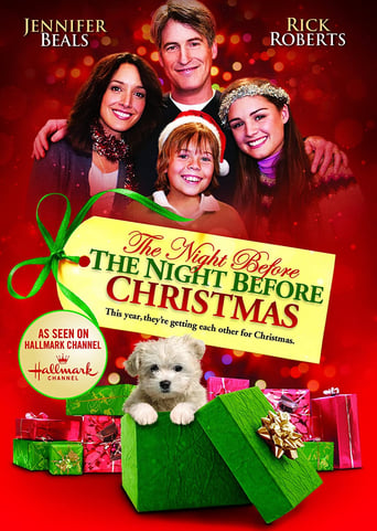Poster of The Night Before the Night Before Christmas