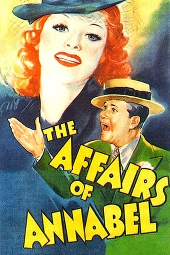 Poster of The Affairs of Annabel