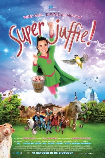 Poster for Superjuffie