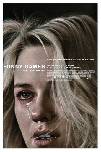 Poster of Funny Games