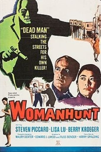 Poster of Womanhunt