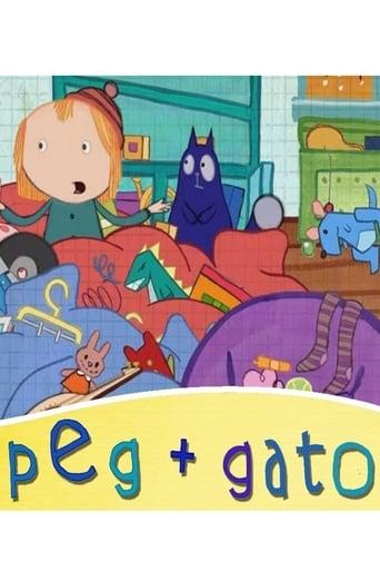 Capitulos de: Peg + Gato