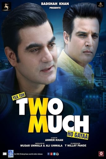 Poster of Yea Toh Two Much Ho Gayaa