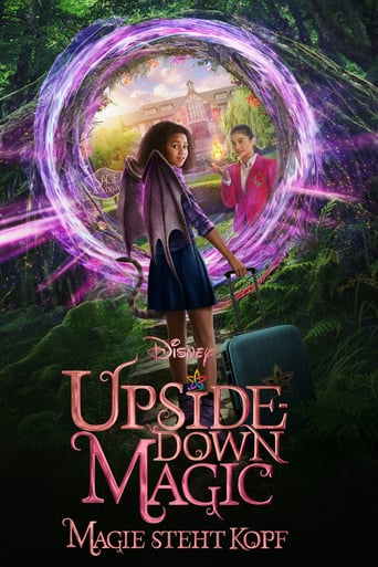 Upside-Down Magic - Magie steht Kopf