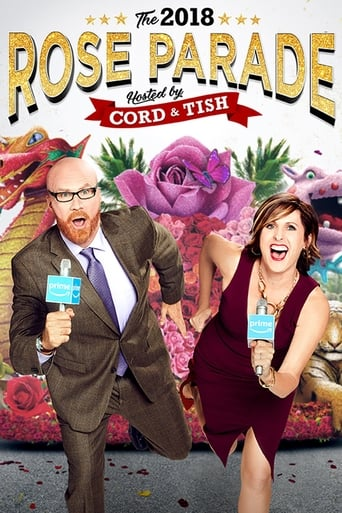 Poster of The 2018 Rose Parade Hosted by Cord & Tish