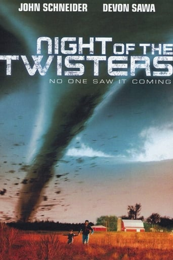 Poster of Night of the Twisters