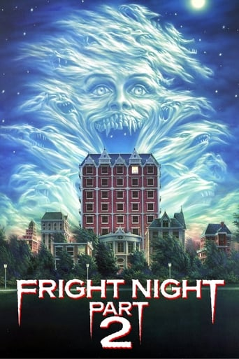 Poster of Fright Night Part 2