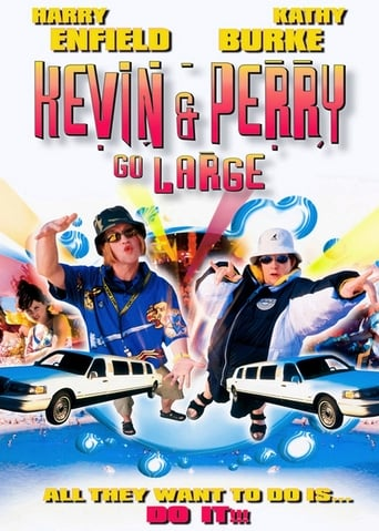 Poster of Kevin & Perry: ¡Hoy mojamos!