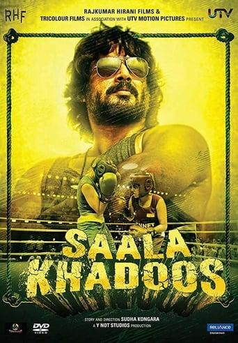 Poster of Saala Khadoos
