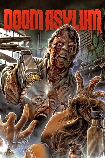 Poster of Doom Asylum