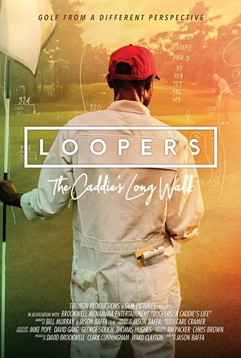 Loopers: The Caddie's Long Walk Movie Poster