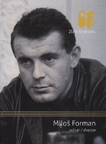 Poster of Golden Sixties: Miloš Forman