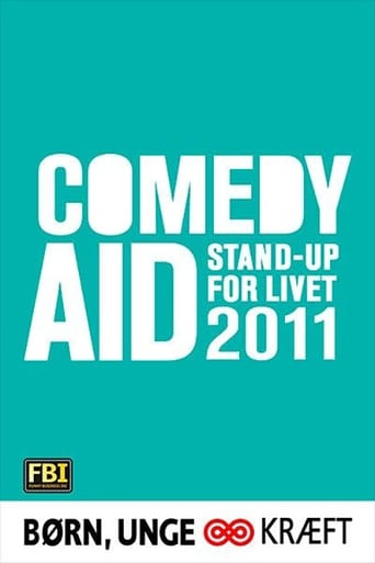 Poster of Comedy Aid 2011