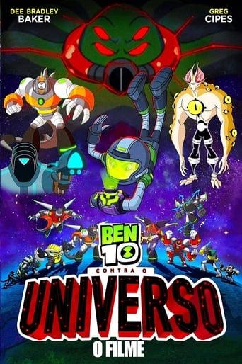 Imagem Ben 10 Contra o Universo: O Filme (2020)
