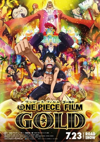One Piece: Film Gold