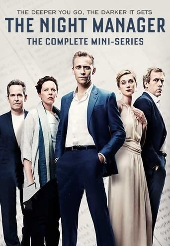 The Night Manager (2016) 1 Sezonas EN