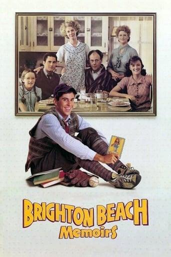 Poster of Brighton Beach Memoirs