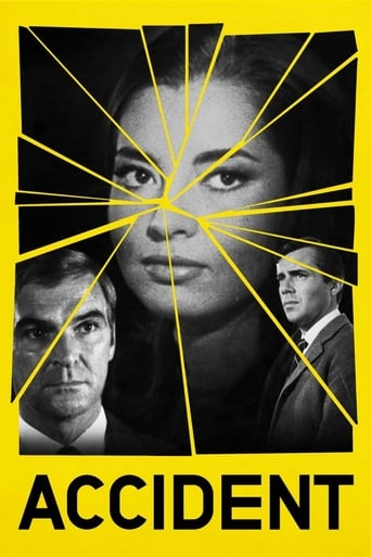 Accident (1967) - poster