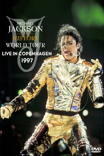Michael Jackson: HIStory World Tour - Live in Copenhagen image