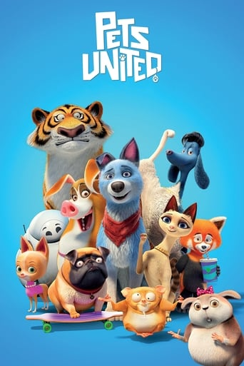 Pets Unidos! - Poster