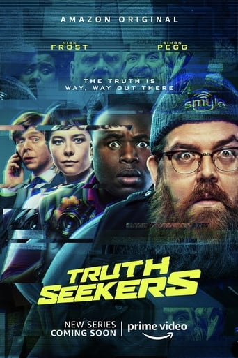 Truth Seekers 1ª Temporada Completa Torrent (2020) Dual Áudio / Dublado WEB-DL 720p | 1080p – Download