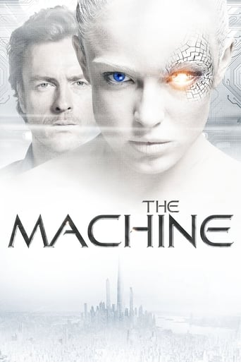 Poster of The Machine
