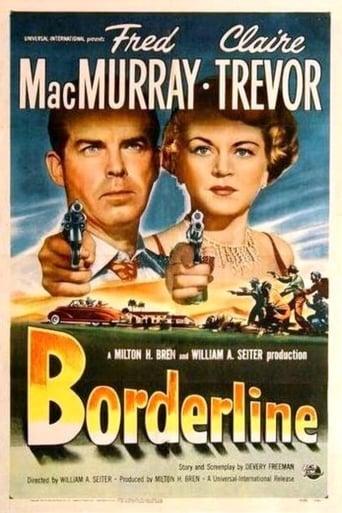 Poster of Borderline