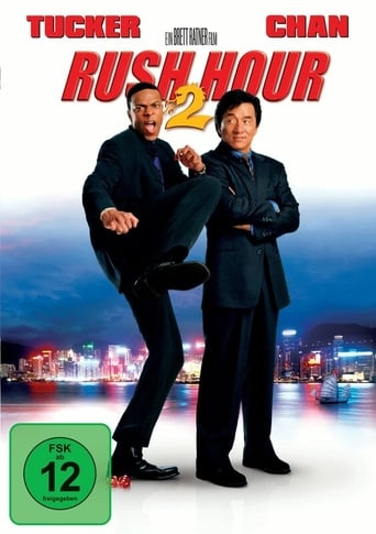 Rush Hour 2 - Action / 2002 / ab 12 Jahre