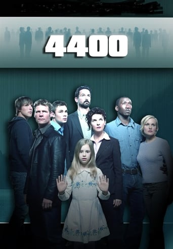Poster of 4400