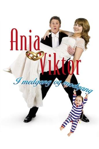 Poster of Anja og Viktor - I medgang og modgang