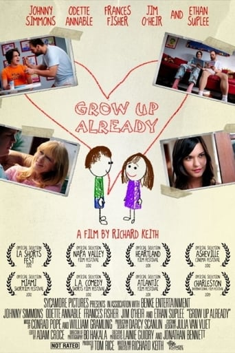 Poster of Grow Up Already