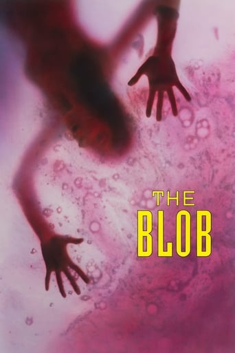 The Blob Poster
