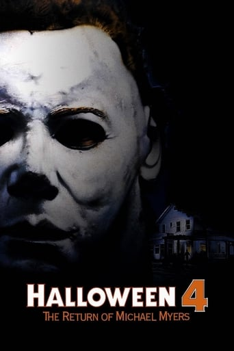 Poster of Halloween 4: The Return of Michael Myers