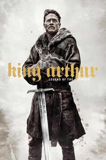 Poster of King Arthur: Legend of the Sword fragman