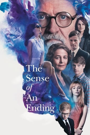 Poster of The Sense of an Ending fragman