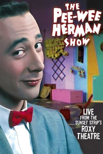 Poster of The Pee-wee Herman Show