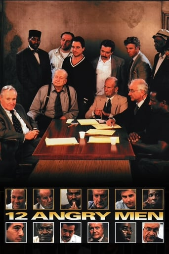 Poster of 12 Angry Men